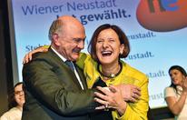 ÖVP: Start der Hofübergabe an Mikl-Leitner