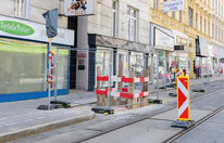 Jetzt droht Stau: Wien baut für EU-Ratspräsidentschaft