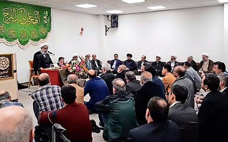 Ajatollahs predigen wieder in illegaler Moschee in Wien