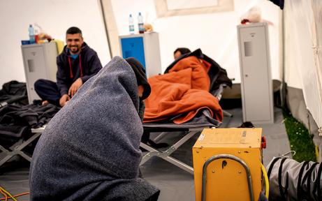 Wohnungen für Flüchtlinge in Krems