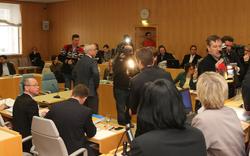 Salzburg-Finanzen: U-Ausschuss öffentlich