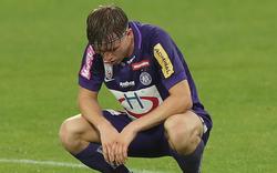 2:3 - Austria verpatzt Hinspiel gegen Hartberg