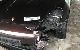 Porschefahrer (22) liefert sich Verfolgungsjagd mit Polizei