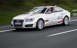 Automatisiertes Fahren: Weg ist frei
