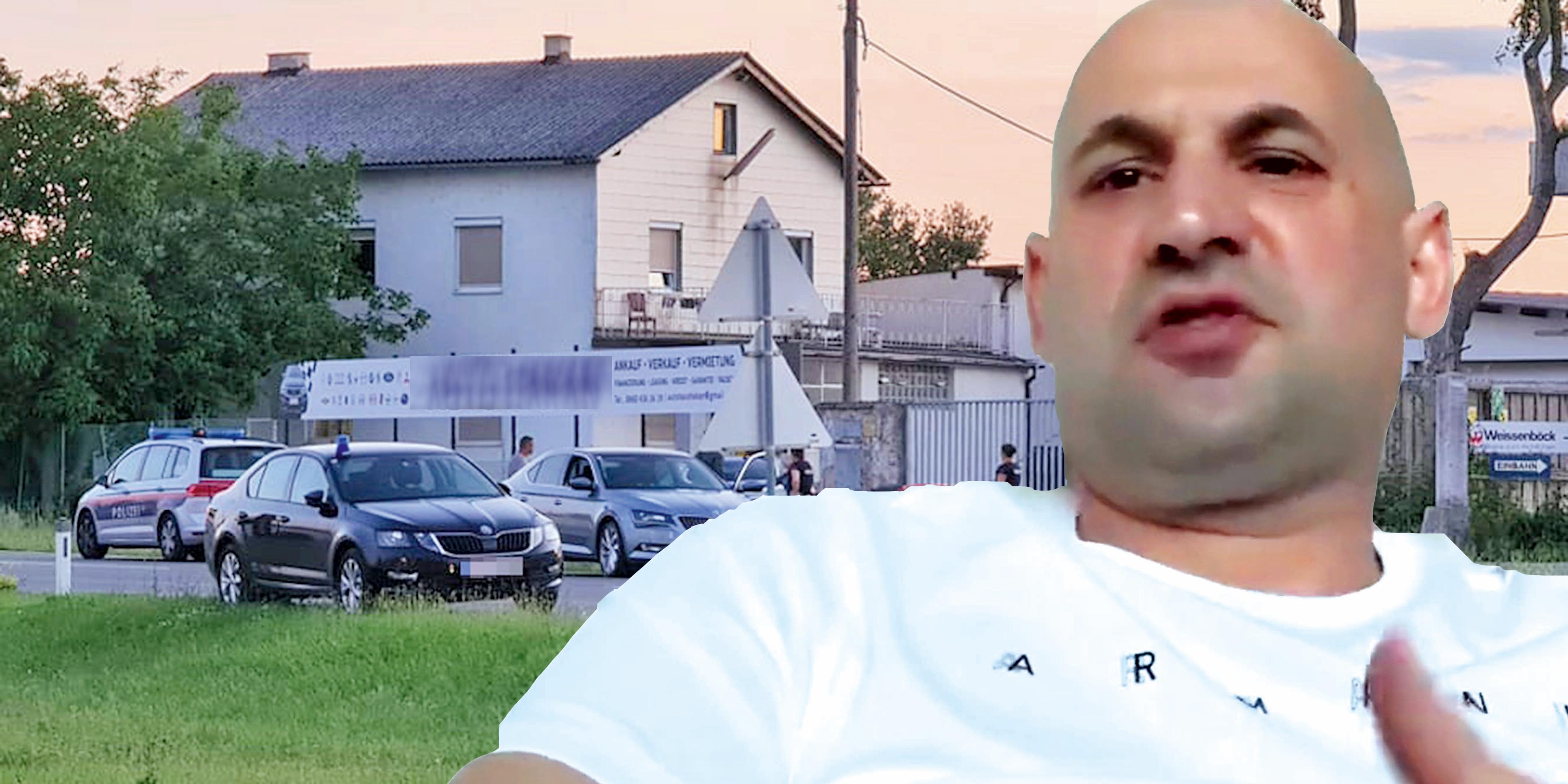 Gerasdorf Mord Tschetschene Mamikhan U. Martin B.
