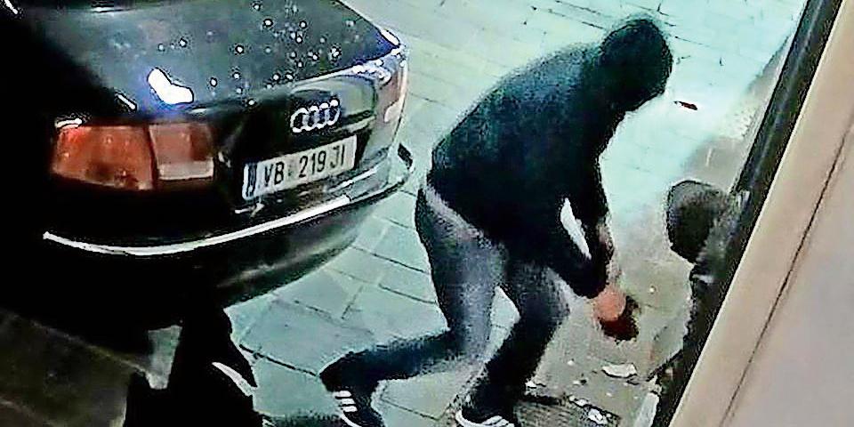 Polizei übersah ''Rammbock''-Coup bei Juwelier Salzburg Überfall
