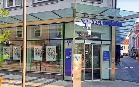 Blitz-Überfall auf Bankfiliale in Wiener Neustadt