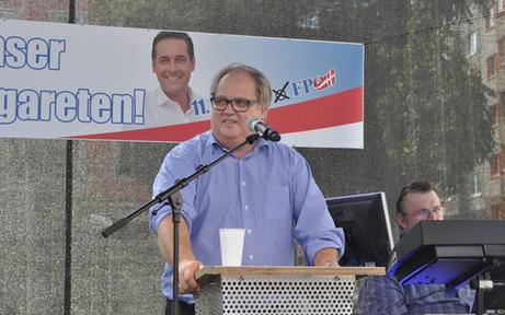 FPÖ fliegt aus den Bezirks-Gremien