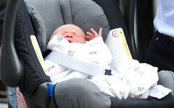 Schwerstes Royal-Baby seit 100 Jahren