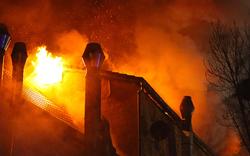 Deutschland: 8 Tote bei Großbrand