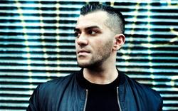 Rapper Nazar singt mit Falco
