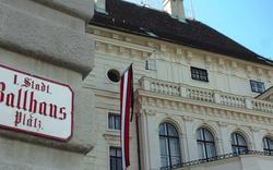 Deserteursdenkmal am Ballhausplatz