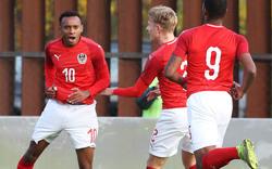 ÖFB-U19 zieht souverän in Eliterunde ein