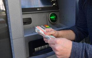Bankomatgebühren in Österreich erlaubt