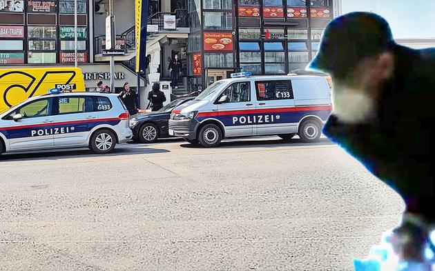 Banküberfall Donaustadt