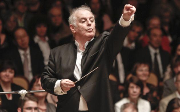 Daniel Barenboim und Wiener Philharmoniker