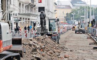 Skandal-Baustelle: Nur vier Arbeiter am Sonntag aktiv