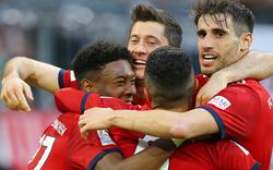 Kantersiege von ManCity und PSG, Real und Bayern zitterten