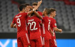 Bayern erfüllen Pflichtaufgabe gegen Chelsea