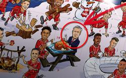 Peinlich: Bayern muss Ancelotti überkleben
