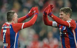 Bayern fertigen auch Köln ab