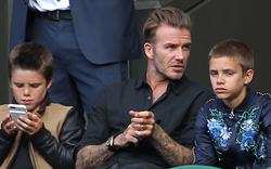 Polizei-Ärger für David Beckham