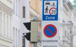 19 km/h zu schnell: 1.000 Euro Geldstrafe