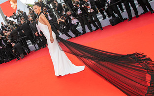 Red Carpet: Style-Comeback in Cannes