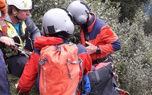 Wanderin stürzt in Kaprun in den Tod