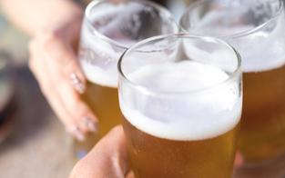 So drastisch verkürzt Alkohol das Leben