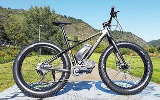 Leobner Start-up rüstet Drahtesel zu E-Bike um