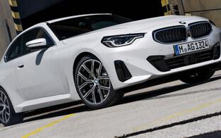 BMW bekräftigt Festhalten am Verbrenner