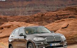 Fotos vom neuen BMW X5 (2013)