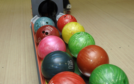 Charity-Bowling-Event im ocean park