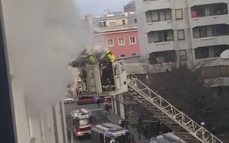 Ein Toter bei Wohnungsbrand in Wien-Simmering