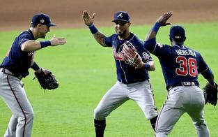 Atlanta Braves gewannen erstes Spiel der World Series