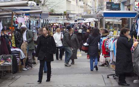 Drogendealer zerstören den Brunnenmarkt