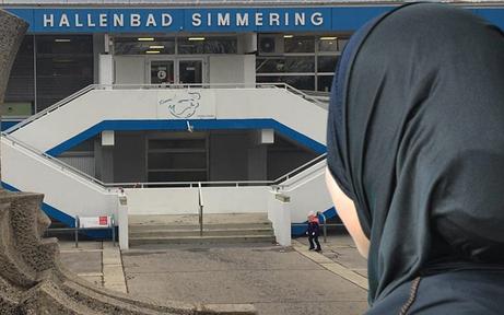 Burkini-Trägerin empört: 'Nackt-Affäre' in Simmeringer Bad
