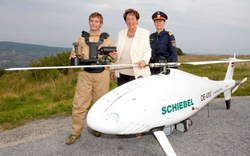 Austro-Drohnen in die Ukraine geschickt