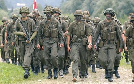 Corona-Alarm: 223 Bundesheer-Soldaten in Quarantäne