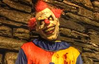 Polizei-Schüsse stoppen Horror-Clown