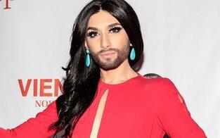 "Conchita bei Italiens ""Dancing Stars"""