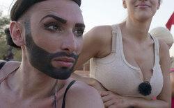 """Conchita & die """"Wild Girls"""": Erste Tage im Camp"""