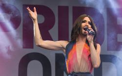 Conchita bei Londoner Pride-Parade gefeiert