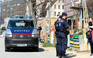 Wiener Polizei zeigt Corona-Vergehen nicht mehr an