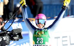 Totaler Italo-Triumph in Bansko