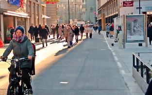 Autofahrer meiden Flaniermeile in der Rotenturmstraße