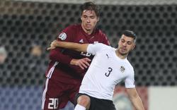 0:1! B-Elf enttäuscht gegen Lettland