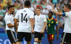 Deutsche souverän im Halbfinale