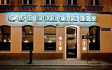 Abschiedsbesuch in Wiener Kult-Café